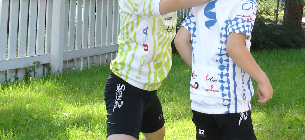 Kids Cycling Gear